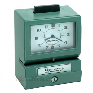 Click here to find out more about time clock systems.