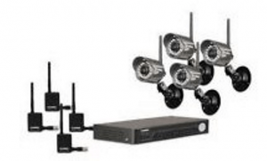 Click here to learn more about wireless DVR systems